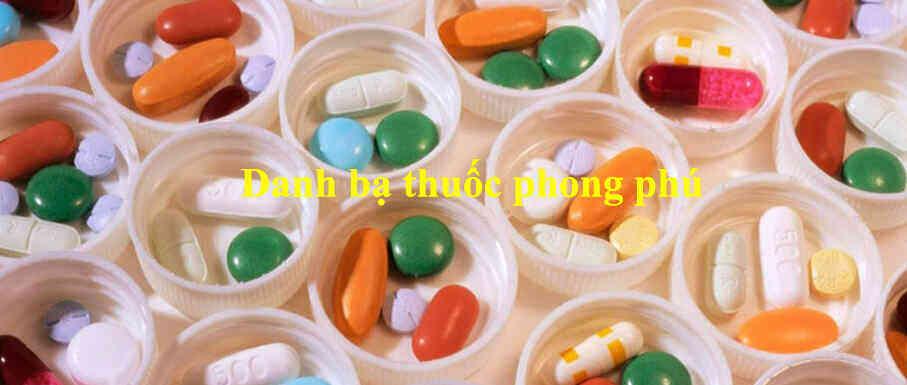 thông tin thuốc